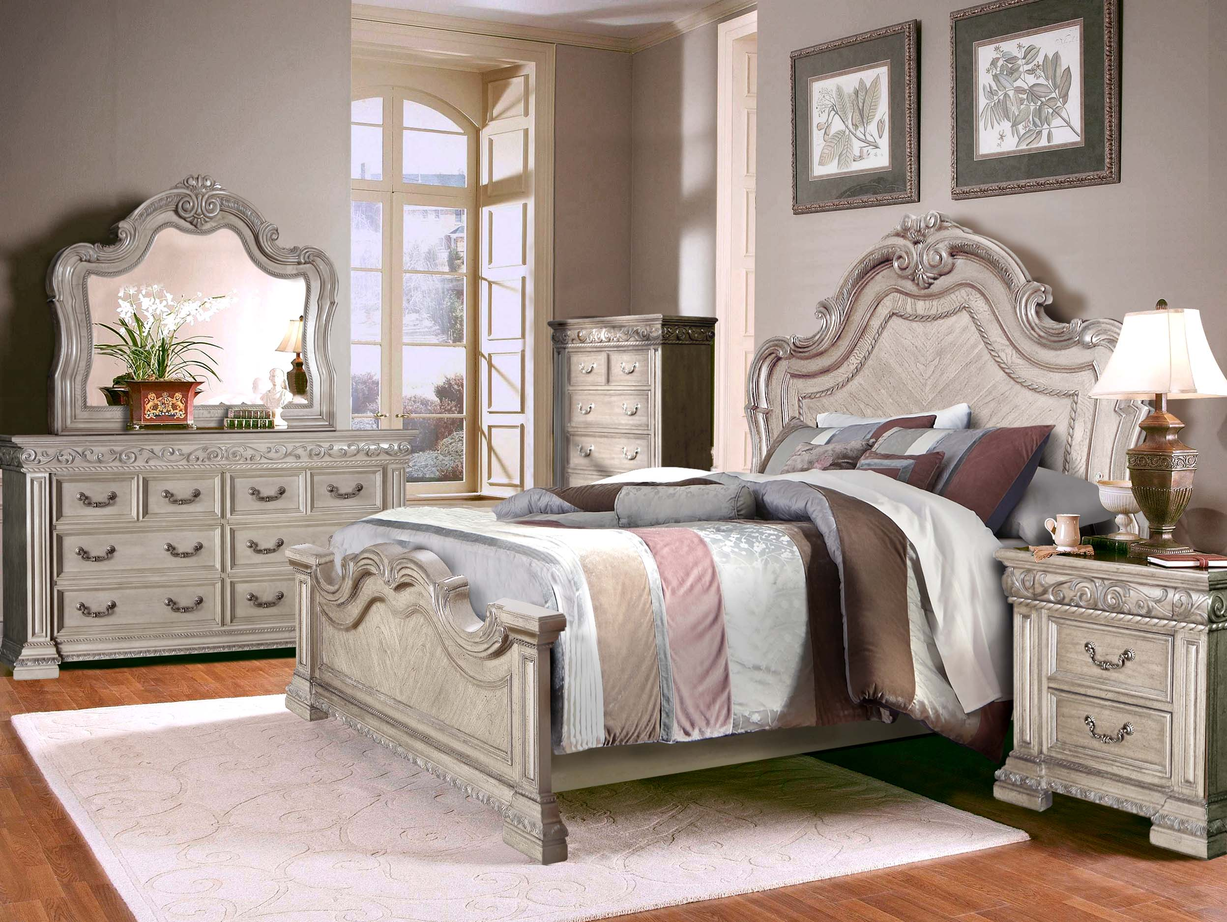Gl Bedroom Set | Galaxy Home Furniture
